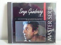 CD ALBUM SERGE GAINSBOURG Master serie Vol 3 846431 2