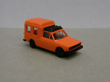 Praline HO 1:87 models Fiat Fiorino - Orange -