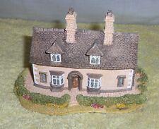 "Liliput Lane ""Bow Cottage"" 1992 Handmade In Cumbria, Uk English Collection"