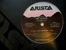 "★★12"" US**DR. ALBAN - IT'S MY LIFE (ARISTA '92 / PROMO)★★17571"