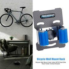 Bicycle Wall Mount Stand Hook Indoor Mtb Road Bike Rack Holder Vertical Bracket