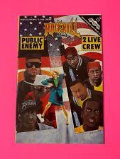 Rock And Roll Comics #19 Public Enemy & 2 Live Crew Revolutionary Comics VF+