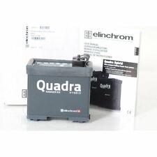 Elinchrom Ranger Quadra Hybrid Pack Studio Blitzsystem & on-location OHNE Akku