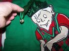 NWT Adults Elf Golfing Ugly Christmas Sweater Size S Womens, Mens or couples!!!!