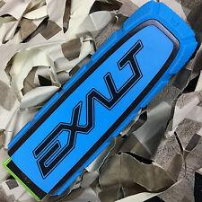 New Exalt Bayonet Barrel Cover Sock Plug Condom - Cyan Blue