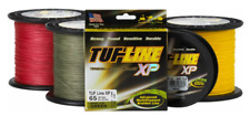 Sale Tuf Line XP Braided Spectra Line Tuff 10lb 2500yds Yellow (2597)