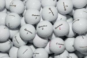 20 mixed Taylormade Golf Balls Near Mint & AAA / Standard Grade