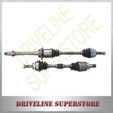 TOYOTA CAMRY ASV50R 2.5L 4CYL TWO NEW CV JOINT DRIVE SHAFT YEAR 2013-2016