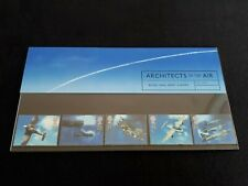 GB Presentation Pack  No 277 Architects of the Air 1977
