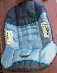 BABY TREND EZ 5 RIDE TRAVEL SYSTEM REPLACEMENT CAR SEAT COVER HOUNDS TOOTH