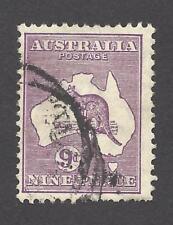 Australia - Scott'S # 9 Used
