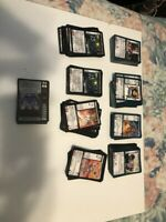 Lot of 450 Trading Cards Game Battletech nice SHAPE FAST SHIPPING lot #4
