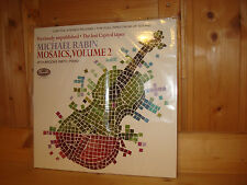 MICHAEL RABIN Mosaics Vol.2 Violin Recital Audiophile 1st CAPITOL 180g LP SEALED