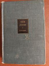 Jonathan Bayliss's copy of Fielding's Tom Jones