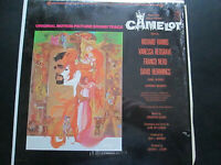Camelot Original Soundtrack Warner Brothers BSK 3102 lp vinyl record
