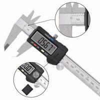 Vernier caliper Pied A Coulisse 150mm De Precision Numerique acier inoxydable