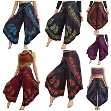 Harem Trousers Summer Hippy Afghan Genie Yoga Alibaba Embroidery Festival UK