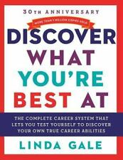 Discover What You're Best At, Linda Gale, Good Book