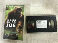 Mein Gran Freund Joe VHS Tape Bill Paxton Charlize Theron