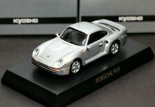 Kyosho 1/64 Porsche Collection 1 Porsche 959 1987 Silver