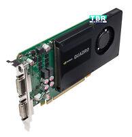 PNY NVIDIA Quadro K2000D VCQK2000D-PB 2GB GDDR5 Workstation Video Graphics Card