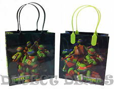 18 pcs Teenage Mutant Ninja Turtles Party Favors Gift Toy Bags Birthday Treat