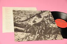 LP CANTANTE GIAPPONESE ORIG 1975 EX+ JAPAN PRESS TOP AUDIOFILI