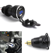 4.2A Dual USB Charger Cigarette Lighter For BMW F800 F650 F700 R1200 GS R1200RT
