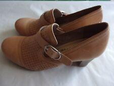 Jo6957  Chaussures femme avec talon tendance Cuir *** TAMARIS *** P 37