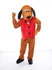 Dog Big Head Mascot Fancy Dress Outfit Costume