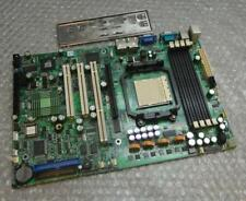 Supermicro H8SSL-i2 REV:1.01 Socket AM2 Motherboard complete with Back Plate