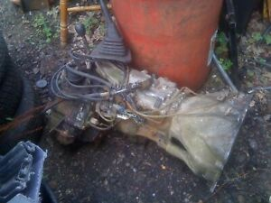 daihatsu FOURTRAK ROCKY TD GEARBOX vacuum model .OTHER PARTS AVAILABLE
