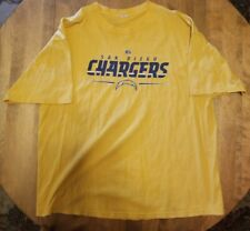 Vintage San Diego Chargers Yellow Shirt Size XL