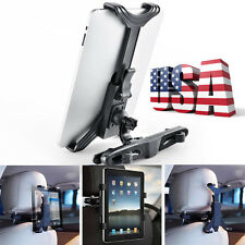 360 ° Car Back Seat Headrest Mount Holder for iPad 2/3/4/5 Galaxy Tablet PCs New