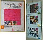 4 Voll. Progetti e culture - Carlà, Merlante - 2003, G. B. Palumbo - L