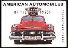 American automobili anni'50-CARTE-Chevy Dodge Cadillac