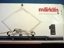 Märklin H0   - Original Operating Manual - Beschreibung for  5516/5716, New