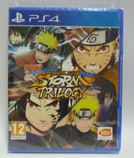 NARUTO ULTIMATE NINJA STORM TRILOGY PLAYSTATION 4 PS4 PAL NEW SEALED