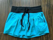 Lululemon Activewear Yoga Running Skirt Shorts Women 4
