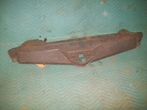 NOS MoPar 1961 1962 Dodge Lancer Upper Radiator Hood Lock Support #2099779