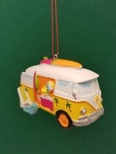 1960 Volkswagen vw surf bus air-cooled christmas tree ornament