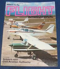 FLIGHT INTERNATIONAL MARCH 30 1972 - WHERE TO FLY!