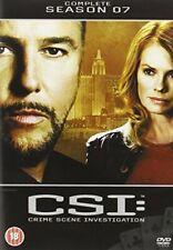 CSI: Las Vegas - Complete Season 7 [DVD][Region 2]