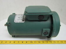 Reliance Electric T56S2004A 1/2HP  90v 56C Frame TEFC Power Matched DC Motor