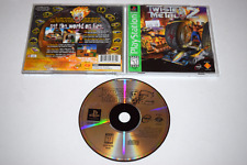Twisted Metal 2 Sony Playstation PS1 Video Game Complete