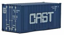 H0 Container 20 Fuß CAST -- 8009 NEU