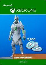 Rogue Spider Knight Bundle + 2000 V-Bucks (Xbox One/X) ✅ GLOBAL  ✅ DIGITAL KEY