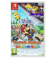 Paper Mario: Origami King Nintendo Switch