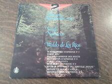 album 2 33 tours mozart symphonie n° 40 - verdi nabucco - waldo de los rios