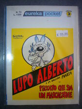 EUREKA POCKET n° 73 - LUPO ALBERTO E LA GALLINA MARTA